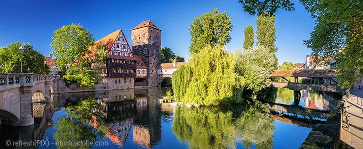 24 Stunden Pflege in Nürnberg und Umgebung
